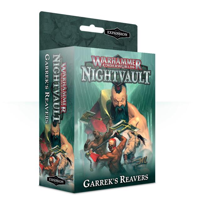 Warhammer Underworlds: Garrek's Reavers Expansion