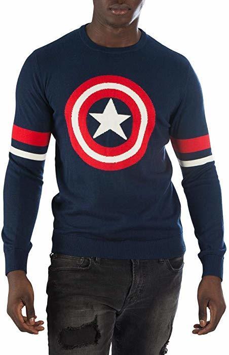 Marvel: Captain America - Sweater (Small)
