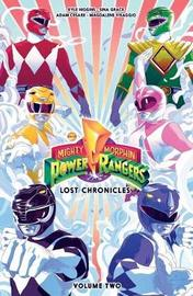 Mighty Morphin Power Rangers: Lost Chronicles Vol. 2 by Kyle Higgins