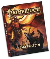Pathfinder Roleplaying Game: Bestiary 6 Pocket Edition by Jason Bulmahn