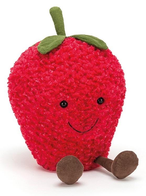 Jellycat: Amuseable Strawberry - Medium Plush