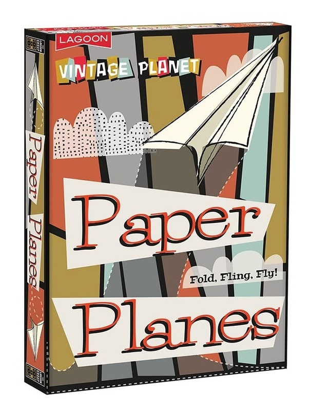 Lagoon: Paper Planes - Activity Kit