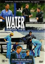 Water Rats - Entire Series 2 (3 Disc Set) on DVD