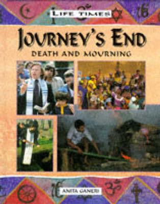 Journey's End by Anita Ganeri image