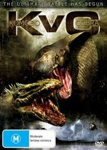KvC - Komodo Vs Cobra on DVD
