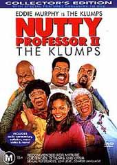 Klumps, The: Nutty Professor II on DVD