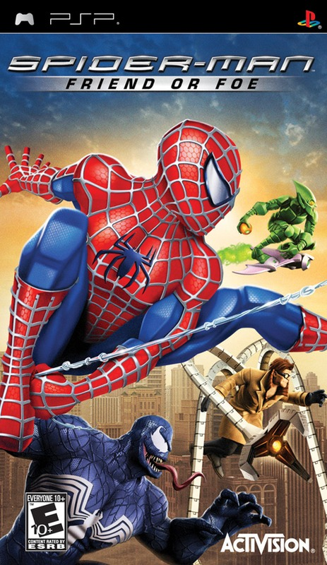 Spider-Man: Friend or Foe for PSP