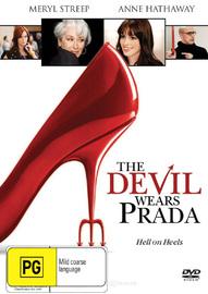 The Devil Wears Prada on DVD
