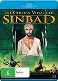 The Golden Voyage Of Sinbad on Blu-ray