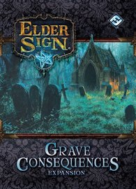 Elder Sign: Grave Consequences - Expansion