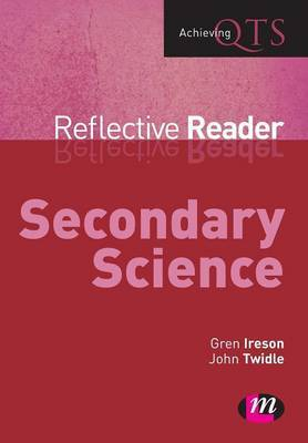 Secondary Science Reflective Reader by Gren Ireson image
