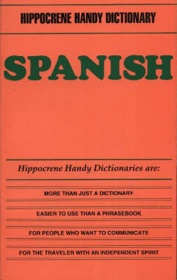 Spanish by Carmen Alonso-Bartol de Brillinghurst