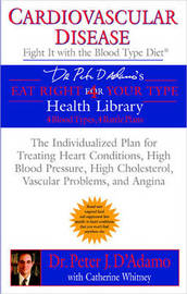 Cardiovascular Disease: Blood by Dr Peter J D'Adamo image