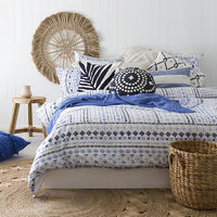Bambury King Quilt Cover Set (Montego)