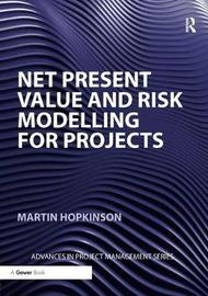 Net Present Value and Risk Modelling for Projects by Martin Hopkinson image