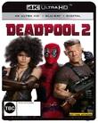 Deadpool 2 on UHD Blu-ray, DC