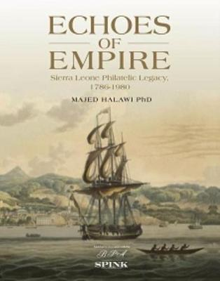 Echoes of Empire by Majed Halawi image