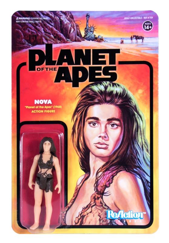 Planet of the Apes: Nova - ReAction Figure