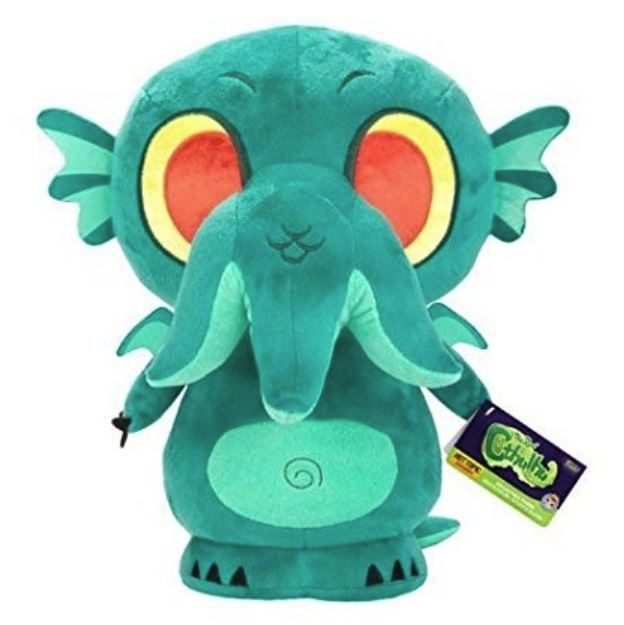HP Lovecraft: Cthulhu (Turquoise) - SuperCute Plush image