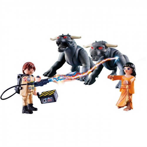 Playmobil: Ghostbusters Venkman and Terror Dogs