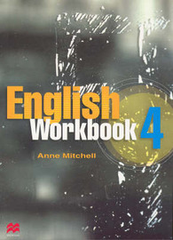 English Workbook 4: For Year 10 English Students by Anne Mitchell image
