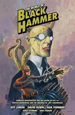 The World Of Black Hammer Library Edition Volume 1 image