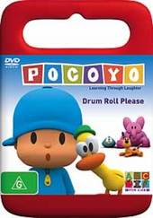 Pocoyo: Drum Roll Please on DVD