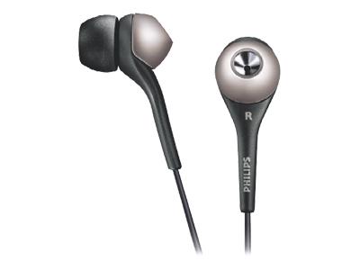 Philips SHE9650 Ipod Nano Headphones with Lanyard image
