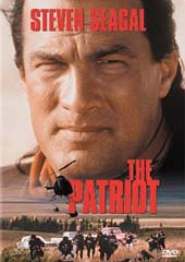 The Patriot (Seagal) on DVD