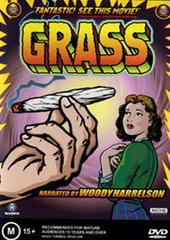 Grass on DVD