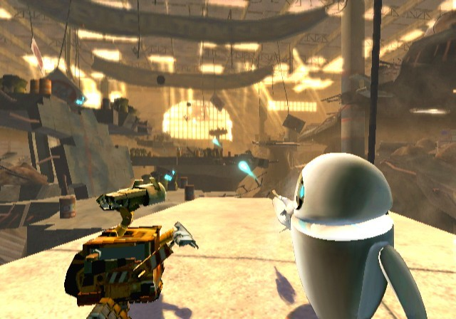 WALL-E for Wii image