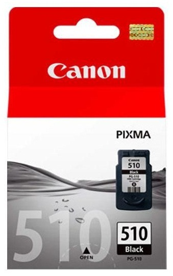 Canon Ink Cartridge - PG510 (Black) image