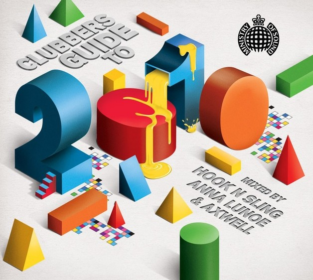 Ministry of Sound - Clubbers Guide to 2010! by Various