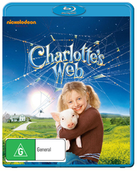 Charlotte's Web on Blu-ray