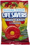 Lifesavers Hard Sugar Free Flavour - 78g