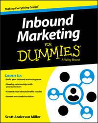 Inbound Marketing For Dummies by Scott Anderson Miller