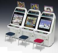 1/12 Astro City Arcade Game - Model Set