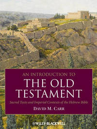 An Introduction to the Old Testament by David M. Carr image