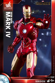 Iron Man 2 - Mark IV 1:6 Scale Collectible Figure