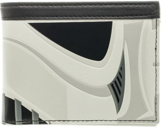 Star Wars: Storm Trooper Helmet - Bi-Fold Wallet