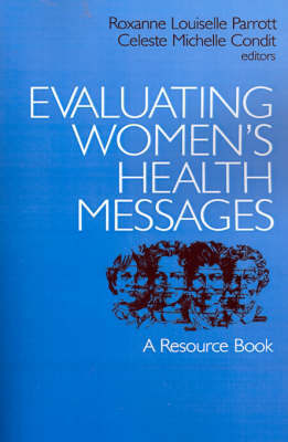 Evaluating Women's Health Messages image