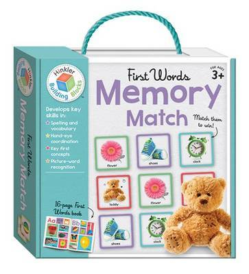 Building Blocks: First Words Memory Match Game image