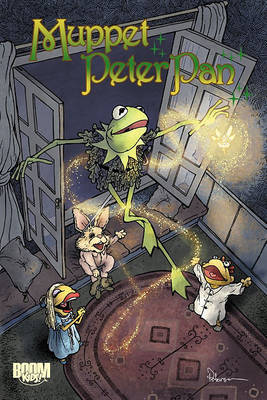 Muppet Peter Pan by Grace Randolph