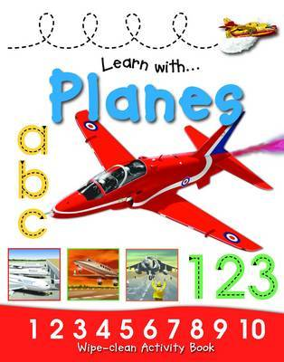 Learn To Write with Planes