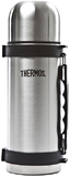 Thermos: Stainless Steel Flask - Silver (1L)
