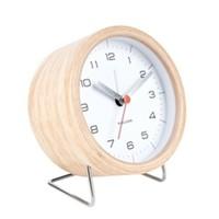 Karlsson Alarm Clock - Innate (White)