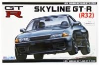 Fujimi: 1/24 Nissan R32 Skyline GT-R (R32 - 1989) - Model Kit