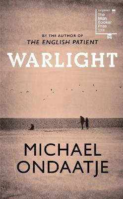 Warlight by Michael Ondaatje image