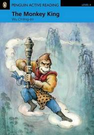 The Monkey King Book/CD-Rom for Pack: Level 4 by Wu Ch'eng-En image