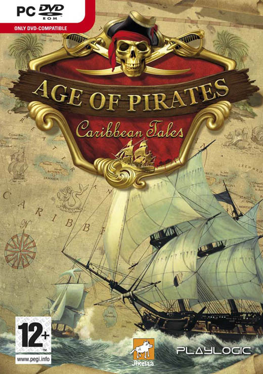 Age of Pirates: Caribbean Tales for PC Games